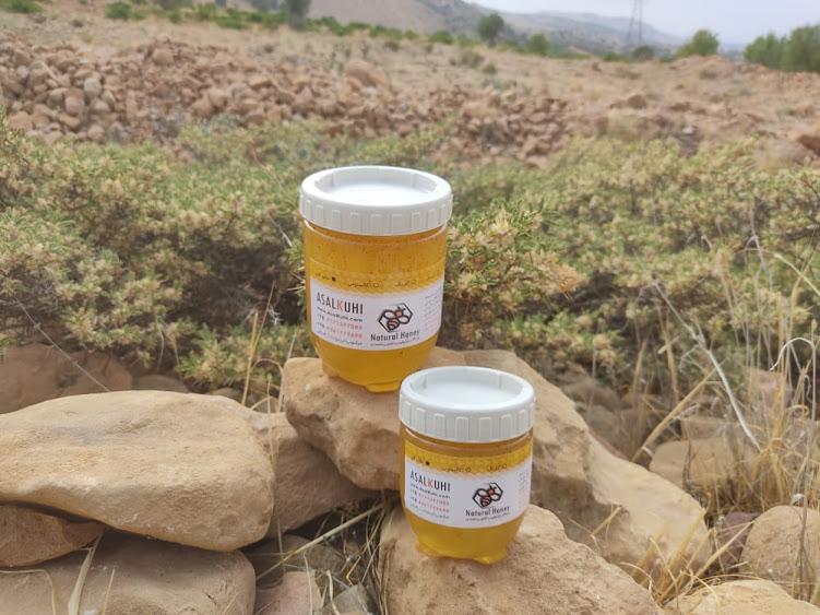 عسل گون گز انگبین طبیعی